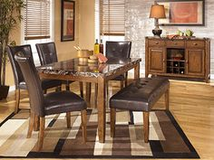 Willow 5-pc. Dining Set