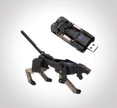 Fancy - Transformer USB Flash Drive