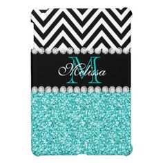 >>>Are you looking for          AQUA GLITTER BLACK CHEVRON MONOGRAMMED CASE FOR THE iPad MINI           AQUA GLITTER BLACK CHEVRON MONOGRAMMED CASE FOR THE iPad MINI you will get best price offer lowest prices or diccount couponeThis Deals          AQUA GLITTER BLACK CHEVRON MONOGRAMMED CAS...Cleck Hot Deals >>> http://www.zazzle.com/aqua_glitter_black_chevron_monogrammed_ipad_mini_case-256293821941232808?rf=238627982471231924&zbar=1&tc=terrest