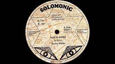 12'' Bunny Wailer - Rise & Shine (& Dub)