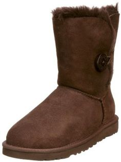 UGG Australia Womens Bailey Button Boots.: Shoes