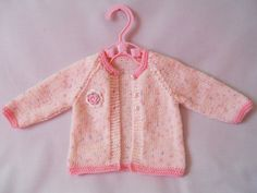 Hand Knitted Baby Coat Set Traditional Baby by littledazzler