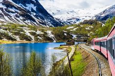We travel along Norway's Bergensbanen from Oslo to Bergen to see if this is Europe's greatest train ride, and give details on how you can do it too. Lonely Planet, Where Is Europe, Bergen To Oslo, Oslo Opera House, Best Places In Italy, Trevi Fountain, Norway Travel, Train Journey, Zermatt