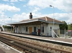 Plumpton Railway Station (PMP) in Plumpton Green, East Sussex