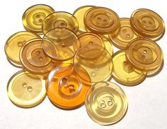 Vintage Apple Juice Bakelite Buttons GUYS I THINK THESE MIGHT BE EDIBLE SINCE THEY SAY 'APPLE JOOCE'