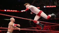"Despite history, Cesaro-Sheamus feud has potential = Cesaro was critical of his spot in the WWE Draft. Not only did he go later than expected, but also to the wrong show.  Many assumed the ""Swiss Superman"" would end up on SmackDown. Cesaro himself noted that....."