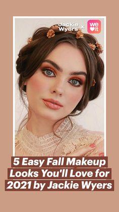 Fall Makeup Looks, Skincare, Hairstyles, Autumn, Pretty, Face, Beauty, Beautiful, Ideas