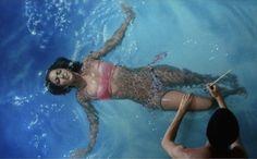 El artista venezolano Gustavo Silva Nuñez ha creado una serie de pinturas que destacan por el hiperrrealismo que les ha dado, ya que las imágenes están lejos de parecer pinturas debido a las técnic...