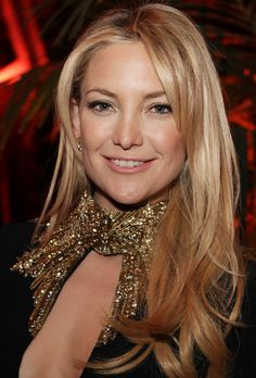 Best Beauty Looks from the 2013 Golden Globes, Kate Hudson, natural makeup, glowing skin