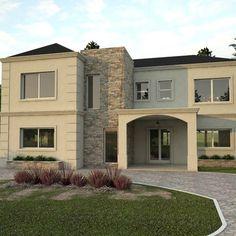 Resultado de imagen para estilo neoclasico arquitectura casas