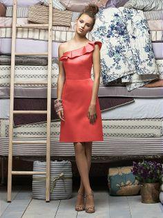 Lela Rose Bridesmaids Style LR136 http://www.dessy.com/dresses/lelarose/lr136/#.Uub9Un88KSM