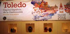 #Экскурсия_в_Толедо Гастрономическая столица Испании в 2016 году