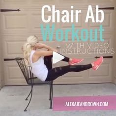 At Home Ab Workout