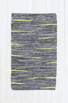 4040 Locust Neon Denim Rag Rug from Urban Outfitters Home Decor Sale, Rustic Contemporary, Buy Rugs, Graphic Patterns, Natural Texture, Rugs On Carpet, Urban Outfitters, Hand Weaving, Neon