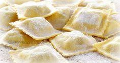 Receta de ravioles caseros, guía practica para elaborar paso a paso desde la masa de ravioles hasta el relleno, prepara esta rica receta de ravioles en casa