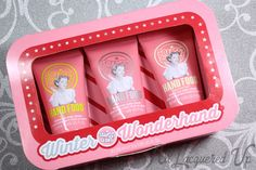 Soap & Glory Hand Food Gift Set - I love this hand cream, so much!