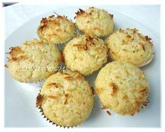 Los Inventos de Lisa: Muffins de Coco