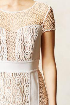 Palido Mesh Dress - anthropologie.com
