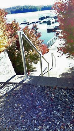 Do you have concrete steps? Our Simple Rail handrail kits make it easy to add railing to structures like a concrete wall or steps. Pipe Railing, Stair Railing, Stairs, Concrete Steps, Concrete Wall, Balustrades, Wind Turbine, Projects To Try, Stair Banister