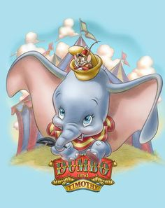Dumbo by Pedro Astudillo