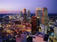 Atlanta Skyline<3