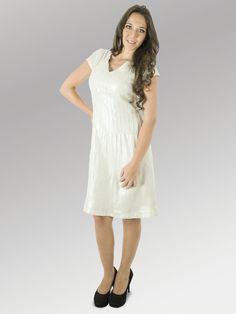 Vestido Grisy #moda #lino #FW2014 www.abito.com.mx