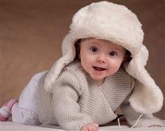 Ubieranie niemowlaka zimą - Rossnet
