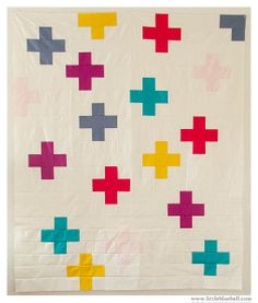 Little Bluebell: The Healer, A Quilt Top