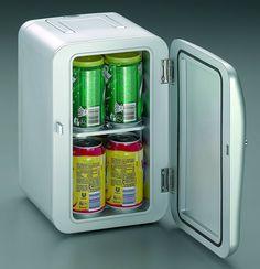mini #frigo per bevande compatibile sia per #auto che ufficio su #Amazon