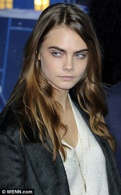 Romance on the cards? Cara Delevingne has hinted that she may be in a relationship with fo...