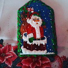 Hou hou hou :D  #artfood #art  #medovniky #med #honeycake #honey #medovník #pernicky #pernik #gingerbread #pain #painting #cook #colors #color #christmastime #christmas #sneh #vianoce #santa #santaclaus #mikulas