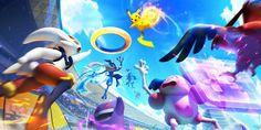 Gerade erst wurde Pokémon Unite durch ein umfangreiches Update mächtig erweitert, schon wartet wesentlicher Nachschub auf die Spielerschaft. Wie heute bekannt gegeben wurde, soll das Pokémon Mamutel ab dem 29. September im Spiel verfügbar sein. Dies… Pokemon Go, Lance Pokemon, Pokemon Funny, Nintendo Switch Jogos, Nintendo Switch Games, League Of Legends, Last Of Us, The Legend Of Zelda, Skyward Sword