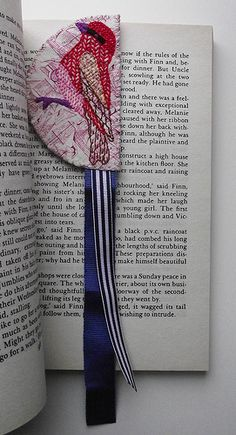 """bookmark by """"tease made"""""""
