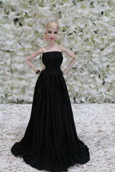New  dress 9/1/6 for Fashion royalty  / silkstone  dolls by t.d.fashion #tdfasiondoll