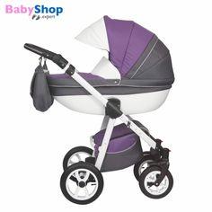 Kombikinderwagen Moretti 3in1 - violett http://www.babyshop.expert/Kombikinderwagen-Moretti-3in1_5  #babyshopexpert #kombikinderwagen #kinderwagen
