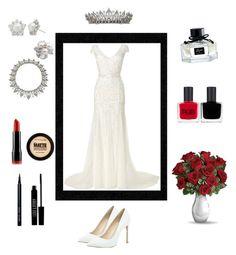 """Wedding "" by ainaahmedova ❤ liked on Polyvore"