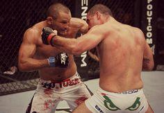 "Dan Henderson VS Mauricio ""Shogun"" Rua || UFC 139 || November 19th, 2011 || San Jose, California, United States"