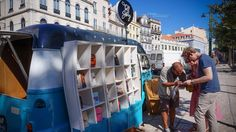 """""""We wanted to help people discover Portugal through our literature, because stories are a great way to understand a culture,"""" he says."""