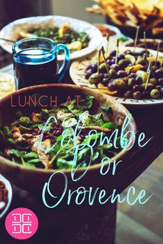French wine, food from Provence  Art and a fabulous lifestyle ... It all happens on the The French Riviera ... La Colombe D'or in St Paul De Vence .. Truly one of my favorite place in the region...