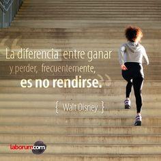 ¡Perseverancia y motivación, el combustible para alcanzar nuestras metas! #frases #laborum #metas #motivación #ganar