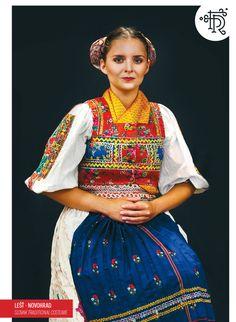 Lešť, Novohrad, Slovakia Ethnic Fashion, Punk Fashion, Lolita Fashion, African Traditional Dresses, Traditional Outfits, Emo Dresses, Fashion Dresses, Party Dresses, Shalwar Kameez Pakistani
