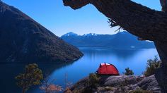 Trekking America - Secret campsites and Hiking trails Camping Images, Campsite, Hiking Trails, Royalty Free Photos, Trekking, America, River, Stock Photos, Adventure