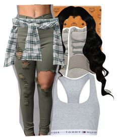 """""""Dance outfit """" by hxfsa ❤ liked on Polyvore featuring MCM, adidas, Topshop, Gioelli Designs, women's clothing, women, female, woman, misses and juniors"""