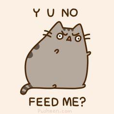 pusheen tumblr | Pusheen the cat | We Heart It