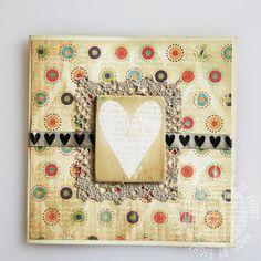 serca,kartka,sielsko,eight,ślub - Kartki okolicznościowe - Akcesoria w ArsNeo