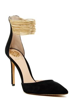 Nayz Leather Pump by Vince Camuto on @nordstrom_rack