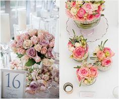 8 wedding centerpiece
