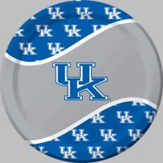 Birghtly colored in blue and white, the Kentucky Tableware items are perfect for Wildcat tailgates, parties and more! Available in bulk pricing.