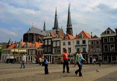 Grote Markt 3 - Delft, Jižní Holandsko
