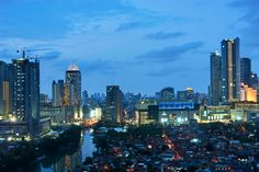 Jakarta, Indonesia with the crazy traffic! It's like hate and love relationship to me!